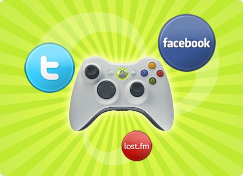 Videoconsolas con redes sociales