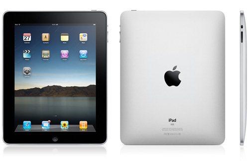 El flamante iPad