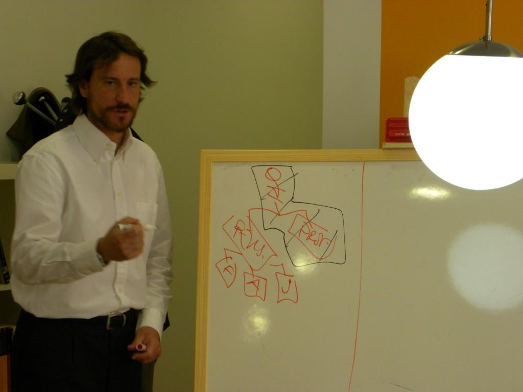 Víctor Kuppers en Prestigia Online