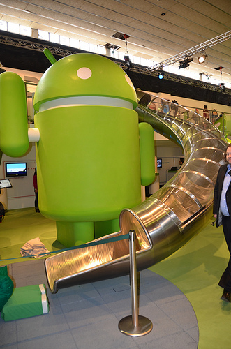 Android en el Mobile World Congress 2011