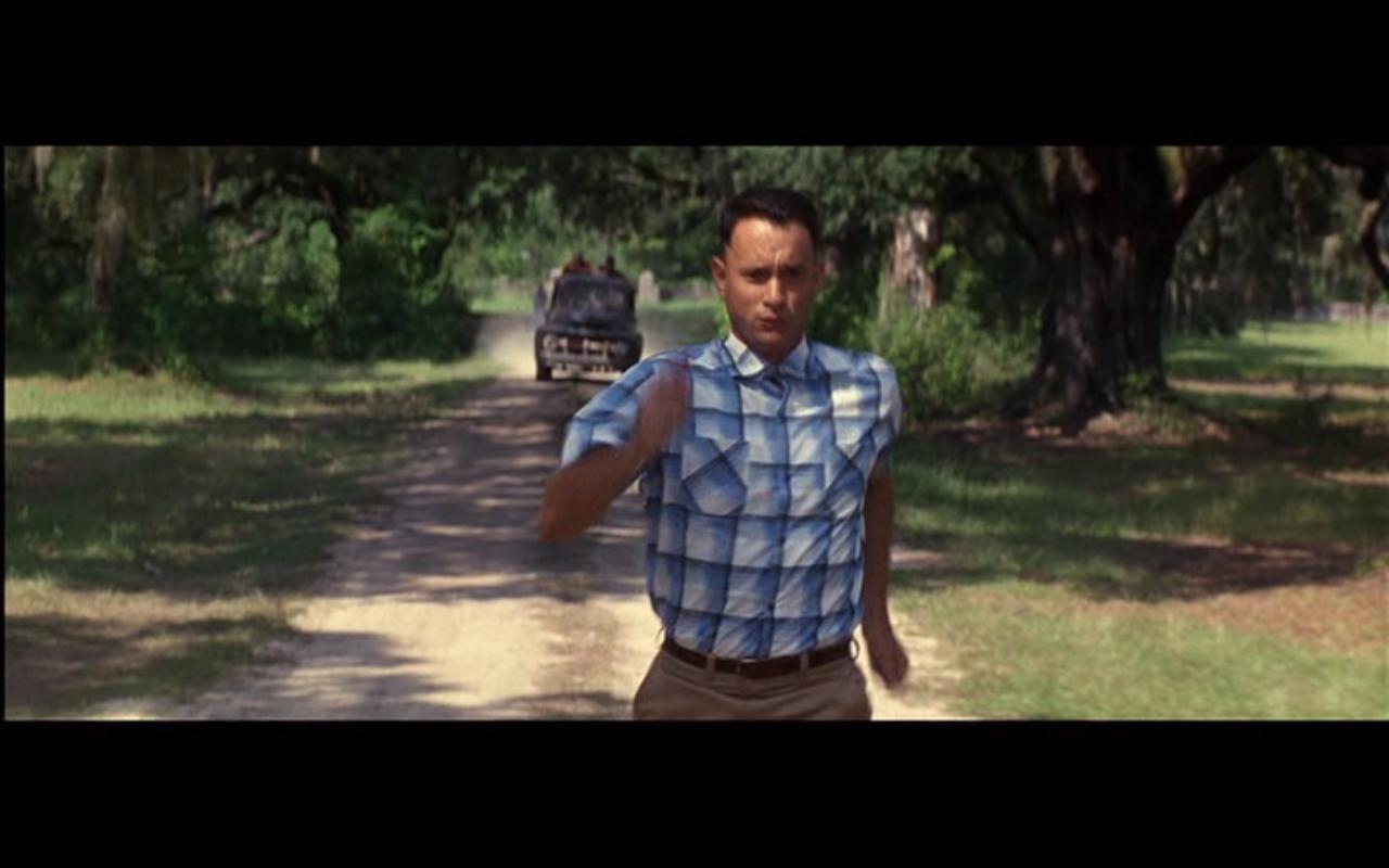 Corre Forrest corre!