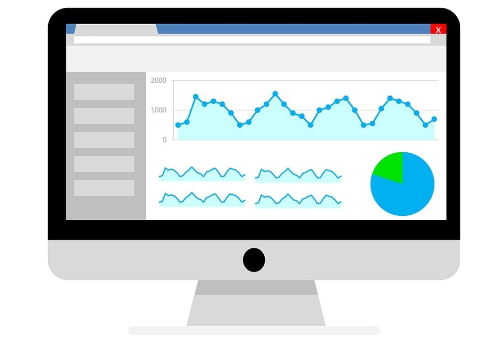 Seo Analytics vector