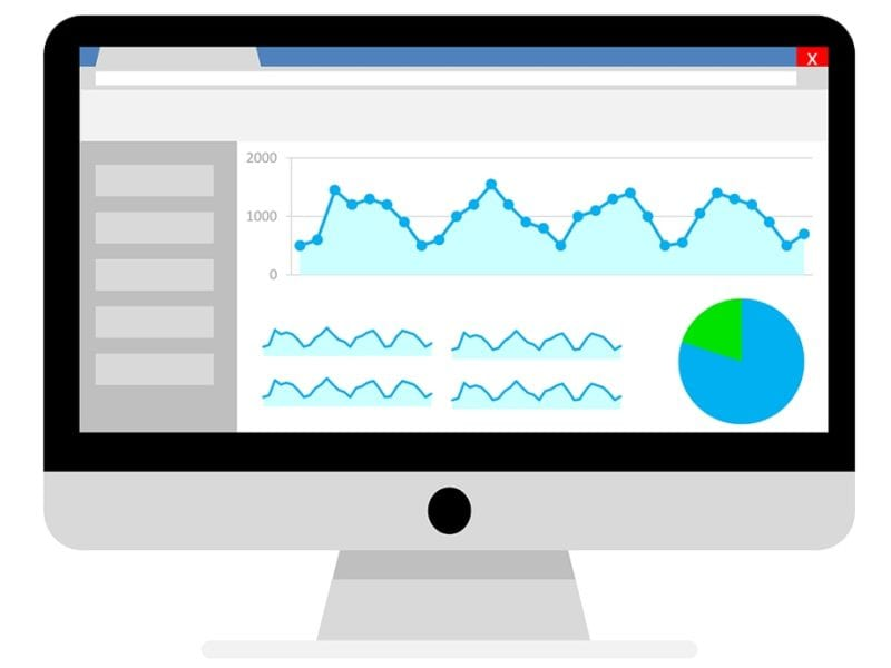 Seo Analytics vector