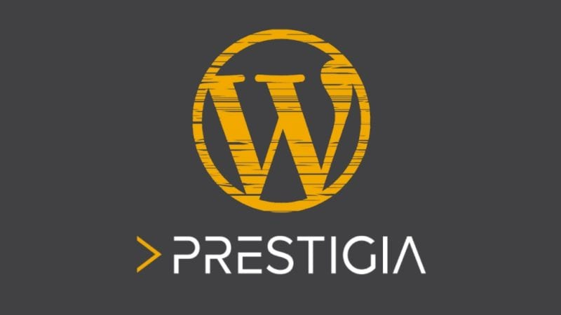 Logo Wordpress Naranja