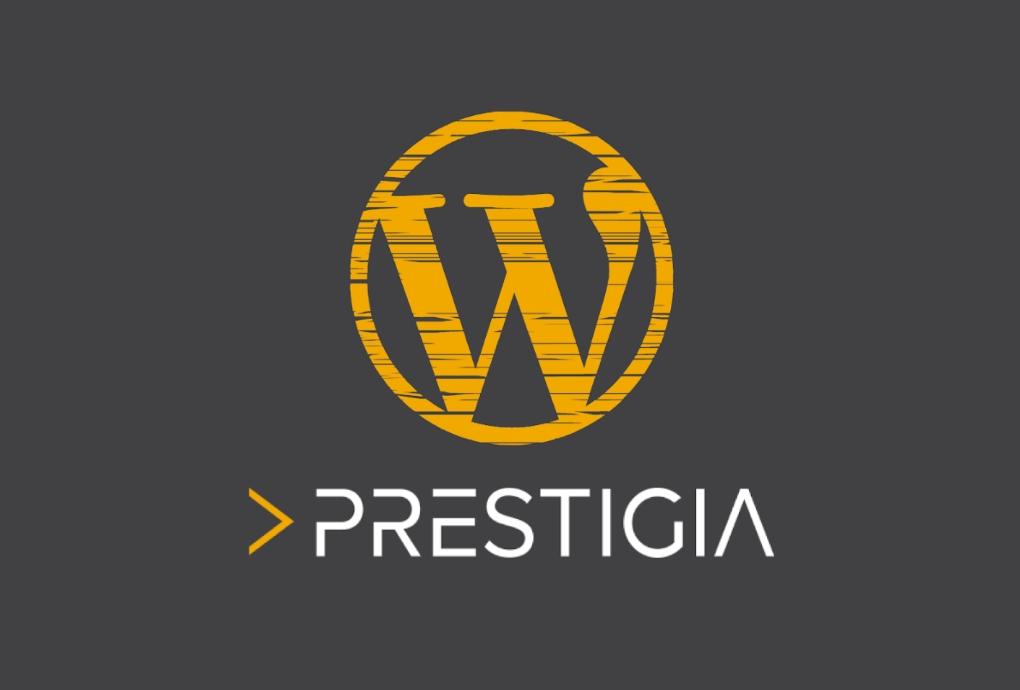Logo Wordpres Prestigia Online