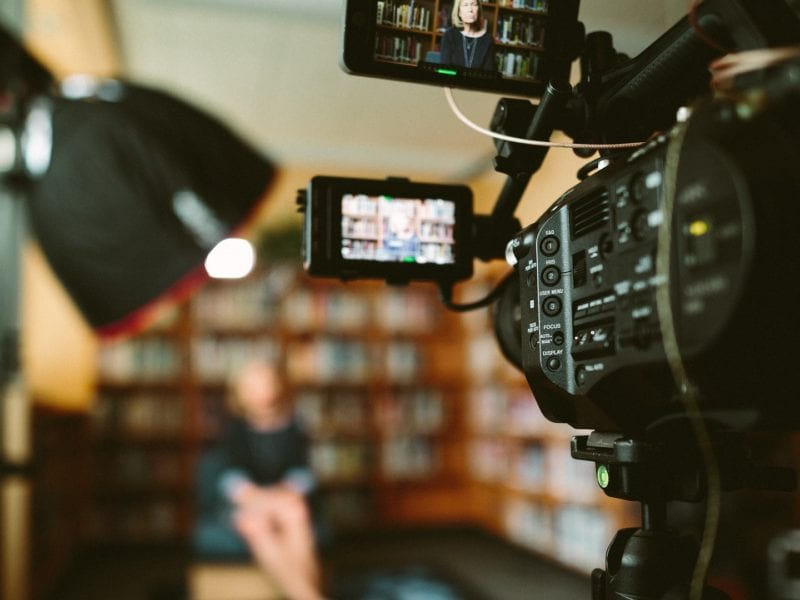 Estrategia de marketing de contenidos video